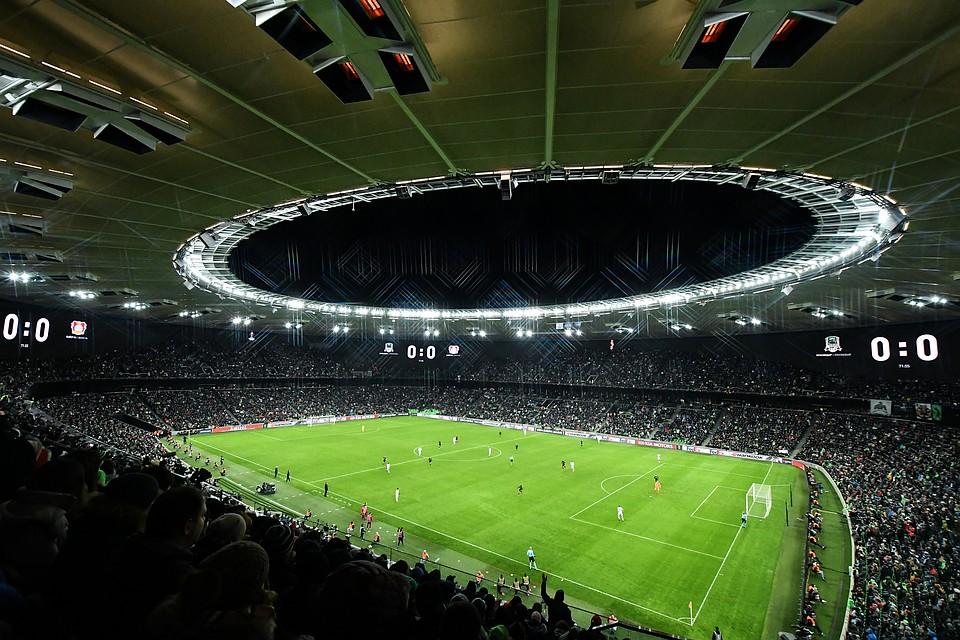 Стадион футбольного клуба валенсия