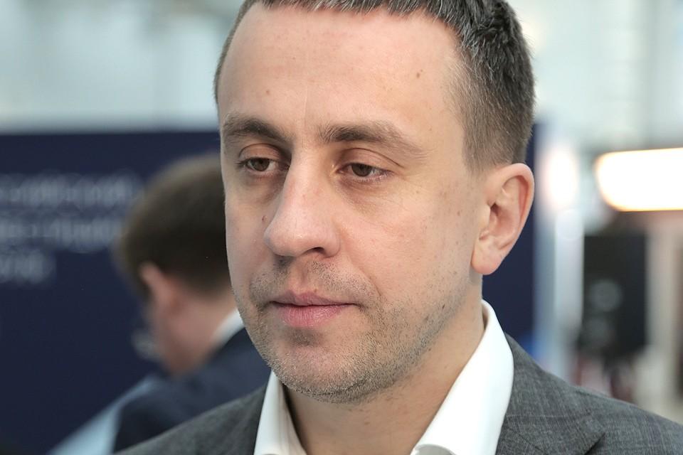 Генеральный директор блокчейн-платформы Vostok Александр Иванов.