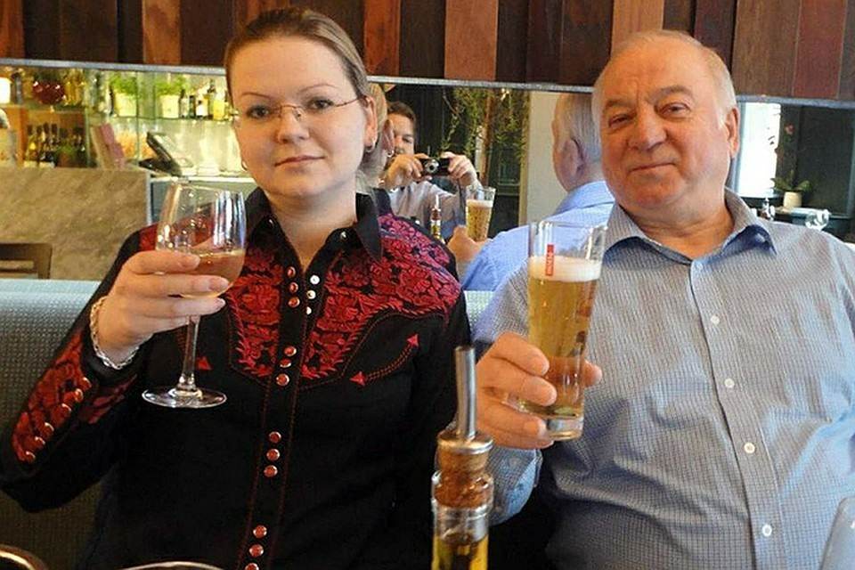 Уверенности, что Скрипали живы, нет. После отравления была показана только Юлия, а Сергея не видел никто