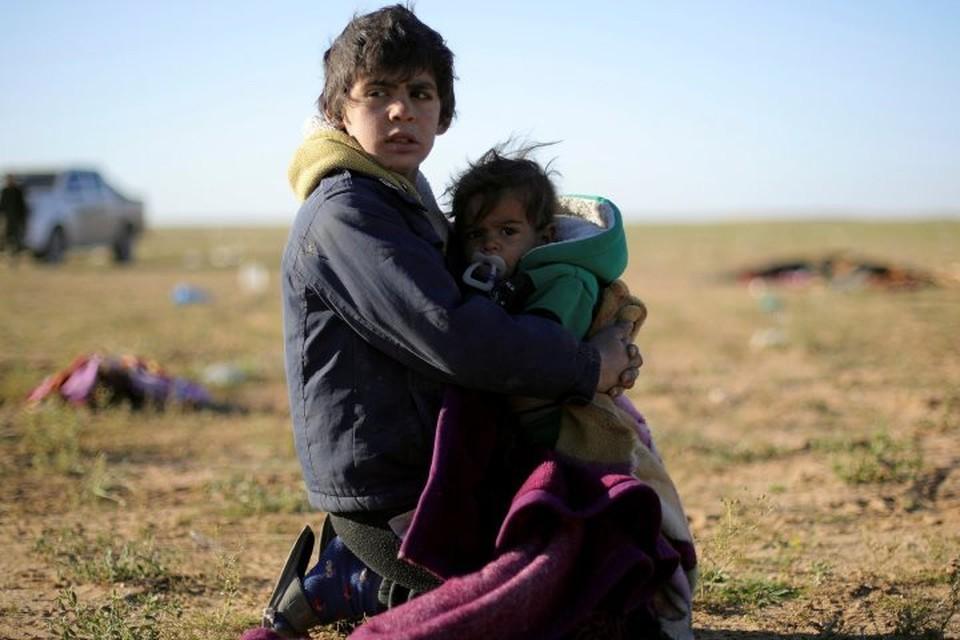 Решение об эвакуации было принято в связи с катастрофическим положением беженцев в «Рукбане»
