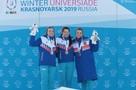 Алиса Жамбалова завоевала второе золото Универсиады в гонке преследования