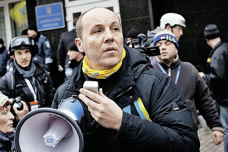 Ответчиком в суде стал председатель Рады Андрей Парубий