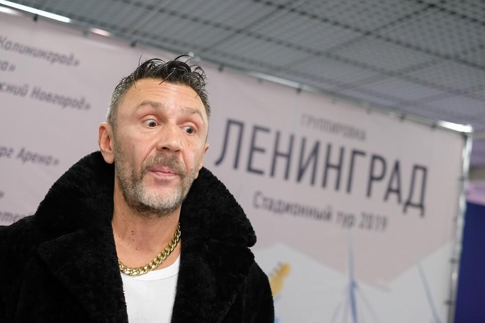 Шнуров отказал Собчак в батле
