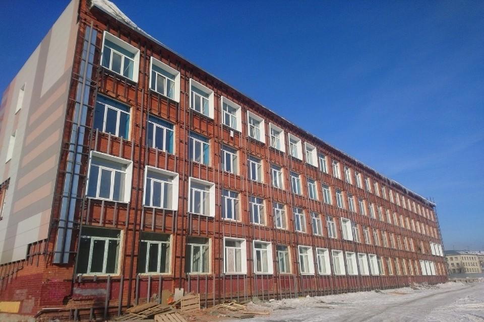 """В школе №7 размешался оперативный штаб по ликвидации последствий пожара в """"Зимней вишне"""""""
