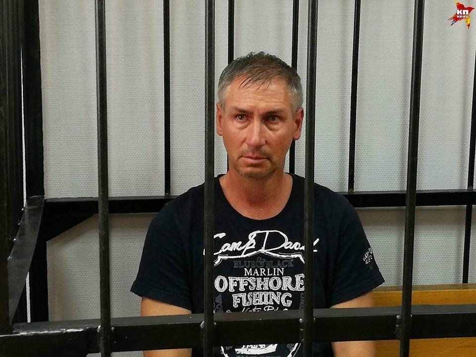 Леонид Жданов считает себя невиновным.