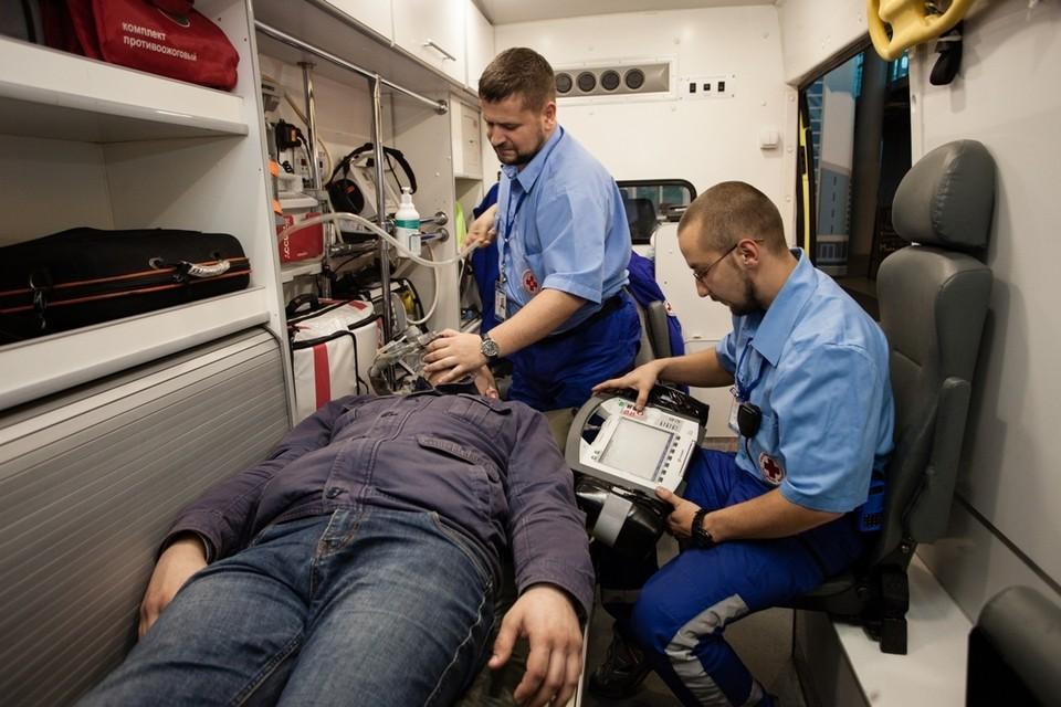 Городская станция скорой медицинской помощи Санкт-Петербурга отметила 120-летний юбилей. ФОТО: Предоставлено пресс-службой СПб ГБУЗ ГССМП.