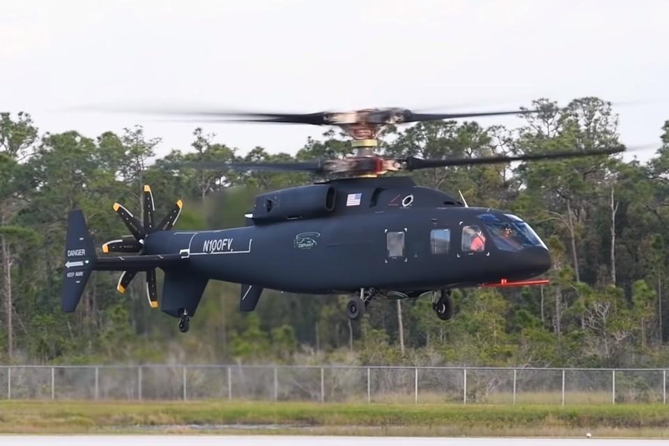 Сверхскоростной вертолет «Дерзкий» впервые оторвался от земли