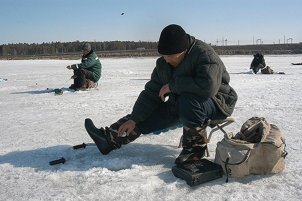 Рыбалка в Новосибирской области Зимняя рыбалка в НСО Видео