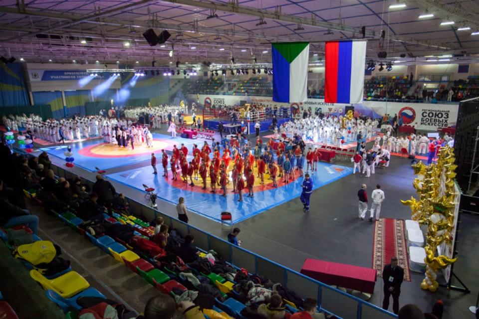 В Хабаровске готовятся к Международным юношеским играм
