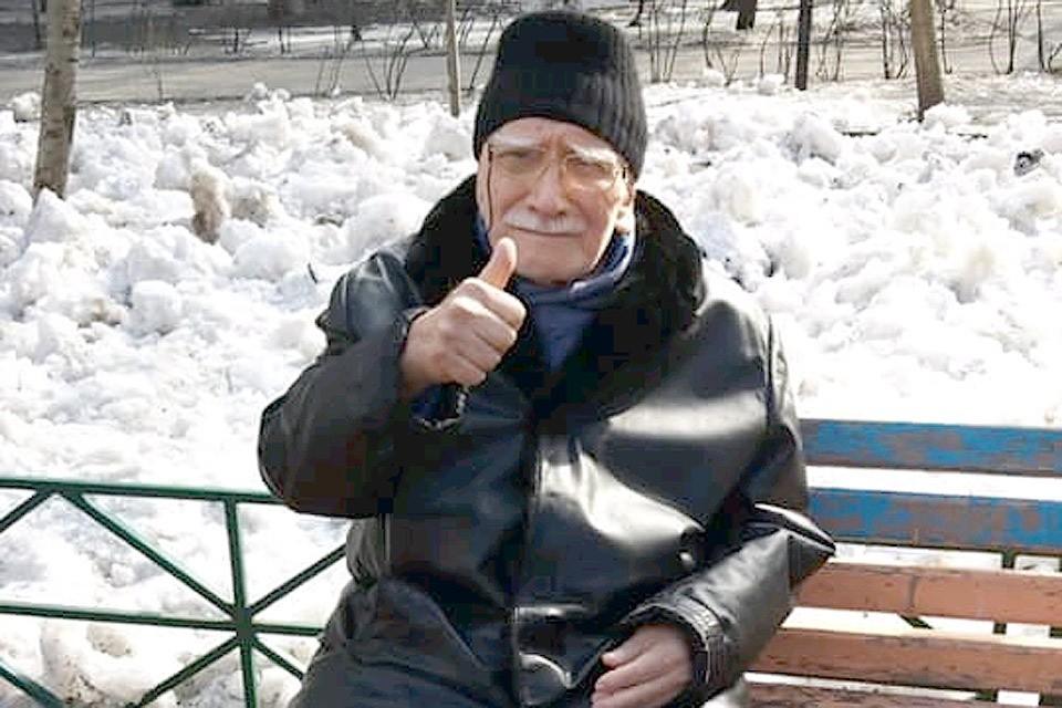 Актера Армена Джигарханяна выписали из больницы. Фото АРМЕН ДЖИГАРХАНЯН (официальная группа) Facebook