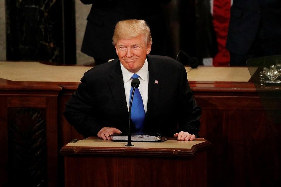 Палата представителей не смогла отменить решение Трампа о ЧС на границе