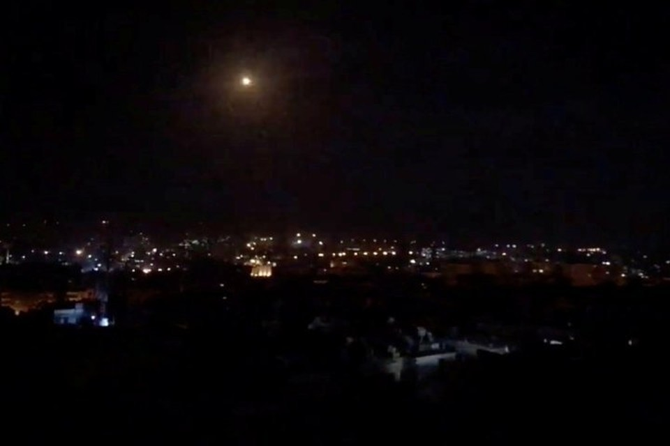 Сирийские ПВО отразили воздушную атаку на Алеппо