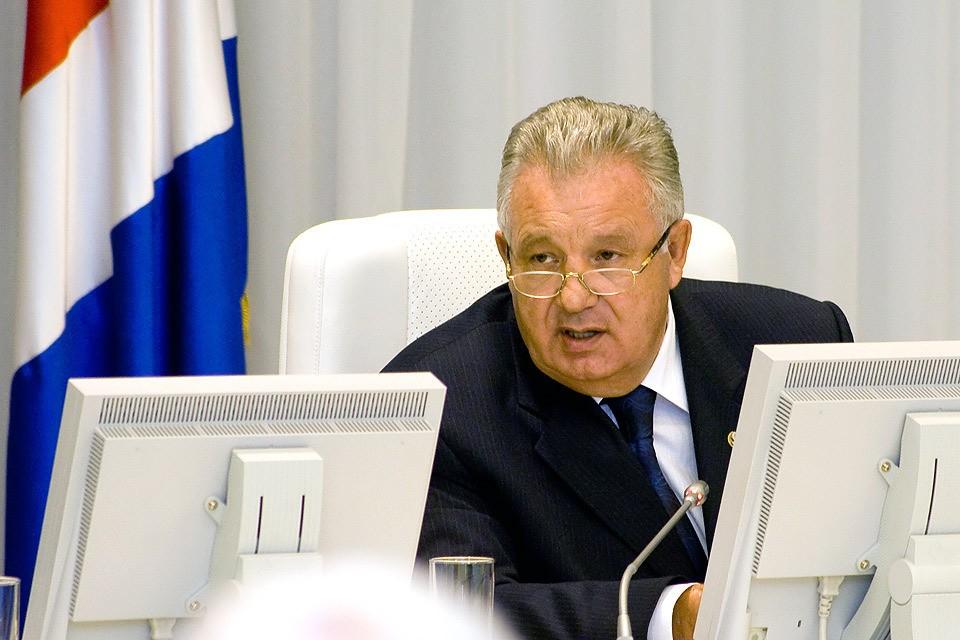 2011 год, Виктор Ишаев в ранге полномочного представителя Президента Российской Федерации в Дальневосточном федеральном округе.