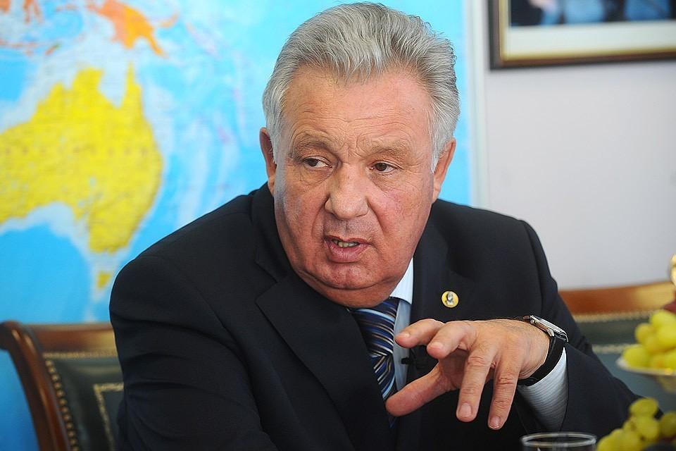 Экс-министр по развитию Дальнего Востока Виктор Ишаев