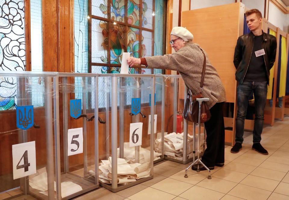 31 марта 2019 года на Украине стартовали выборы президента страны