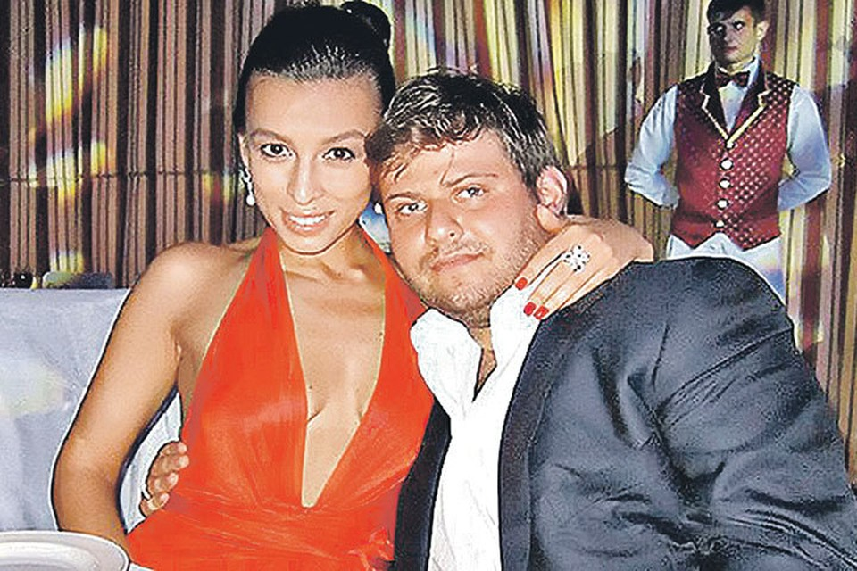 Эльсина Хайрова и ее супруг Дмитрий Цветков. Фото: instagram.com