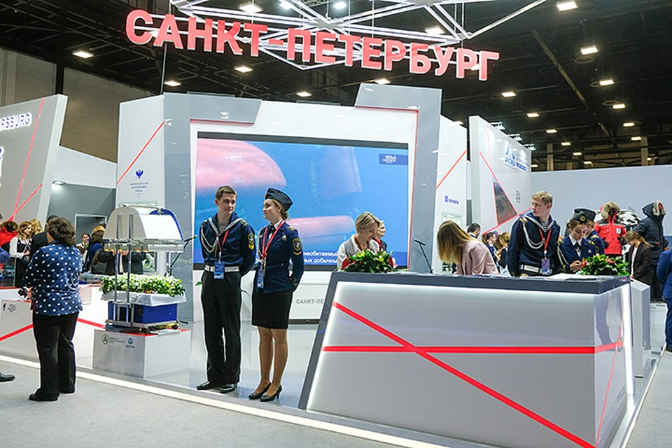 Инфраструктура Санкт-Петербурга всегда готова к проведению мероприятий на самом высоком уровне
