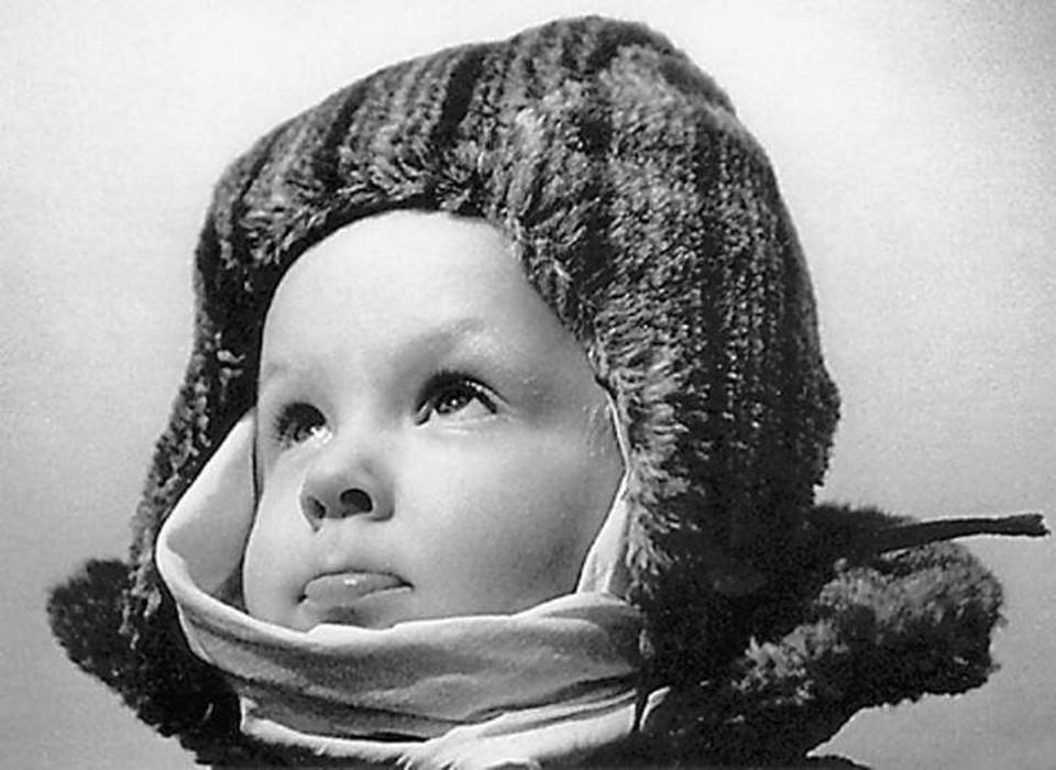 Этот снимок Сережи Белковского потом попал на марку. Фото: Владимир БЕЛКОВСКИЙ.