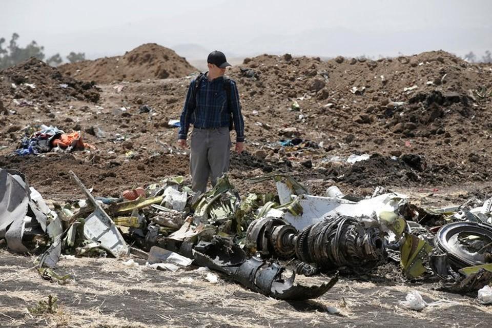 Рейс ET 302 потерпел крушение спустя 10 минут после взлета, в 62 километрах к юго-востоку от Аддис-Абебы