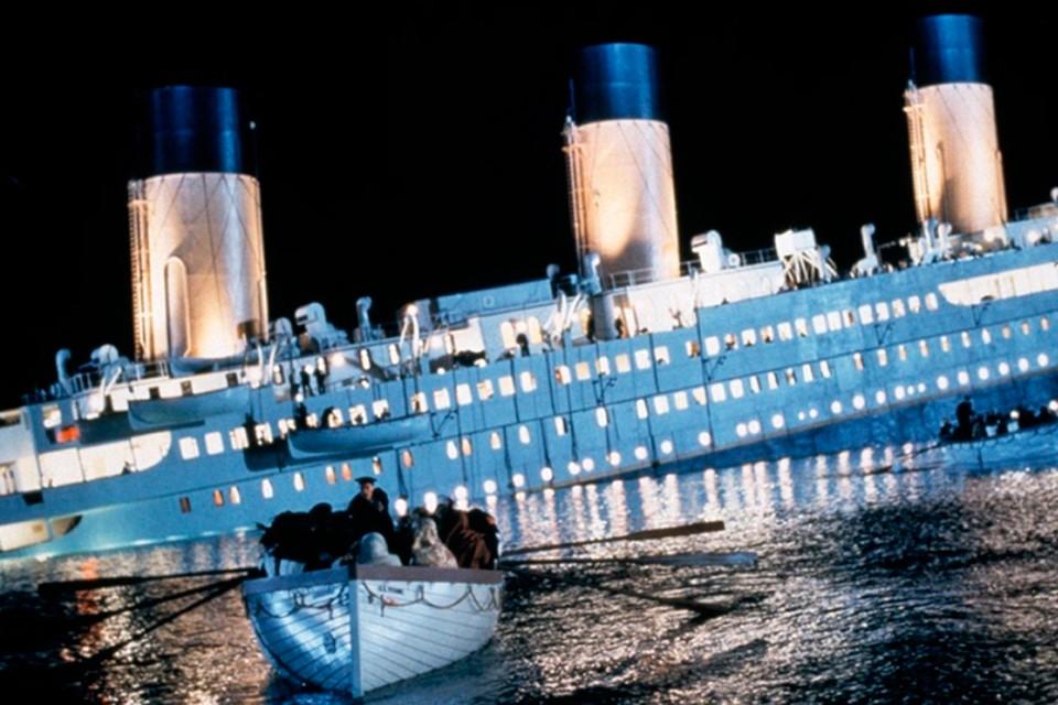 Спасательных шлюпок на «Титанике» не хватило даже на половину пассажиров.