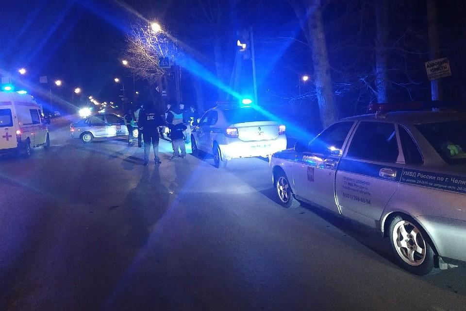 Дпс фото машины ночью