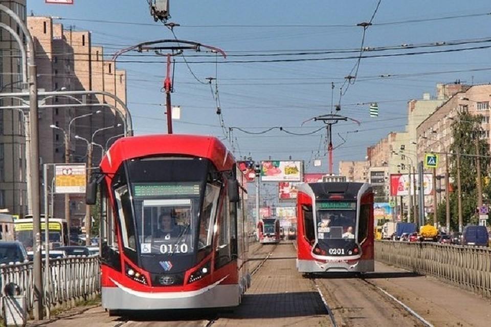"""Современные трамваи будут оснащены по последнему слову техники. Фото: """"Горэлектротранс"""""""