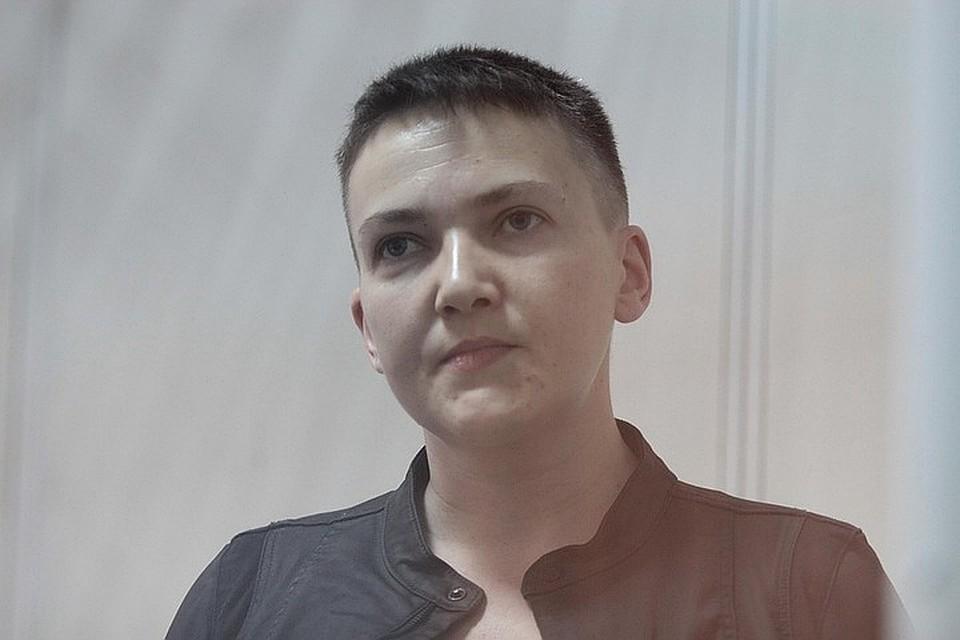 Надежда Савченко на Украине сначала провозгласили героиней, а потом - террористкой