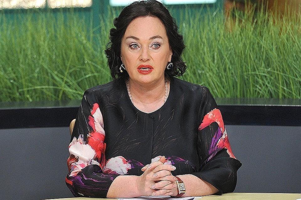 Лариса Гузеева рассказала о недавнем конфликте с мужем