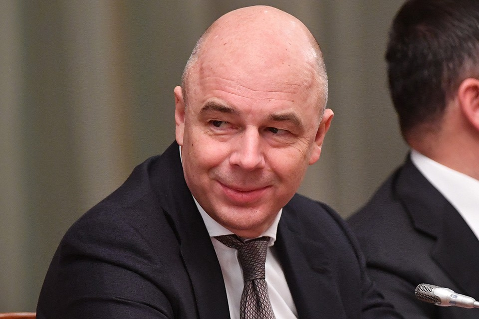 Вице-премьер правительства РФ Антон Силуанов.