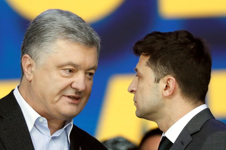 Дебаты кандидатов в президенты Украины