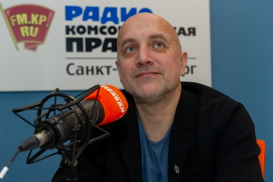 Свой новый роман Прилепиин написал за 25 дней.
