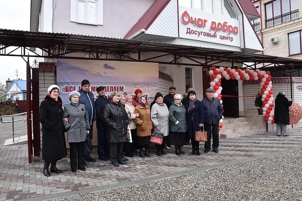 «Очаг добра» зажёгся в столице Карачаево-Черкесии. Фото: Шахриза Богатырёва / предоставлено организаторами
