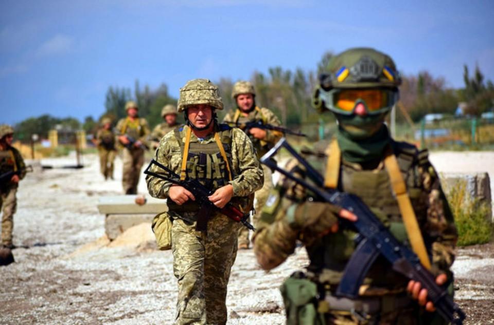 В зону ООС прибывает делегация военных из Королевства Дании. Фото: bigmir.net