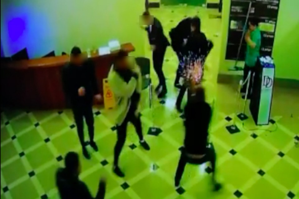 Стрельба в торговом центре в Хабаровске: один человек получил ранение