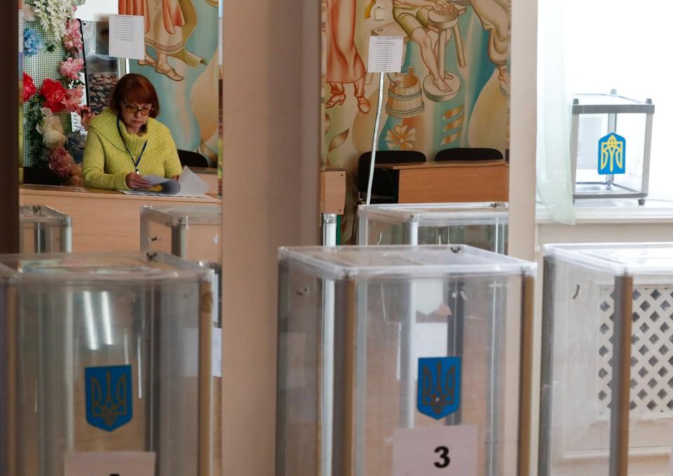 ЦИК Украины огласит результаты выборов в в установленные сроки.