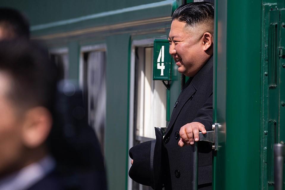 Вагон Ким Чен Ира укреплен снизу броневой плитой, а стены и окна защищают от пуль и гранат
