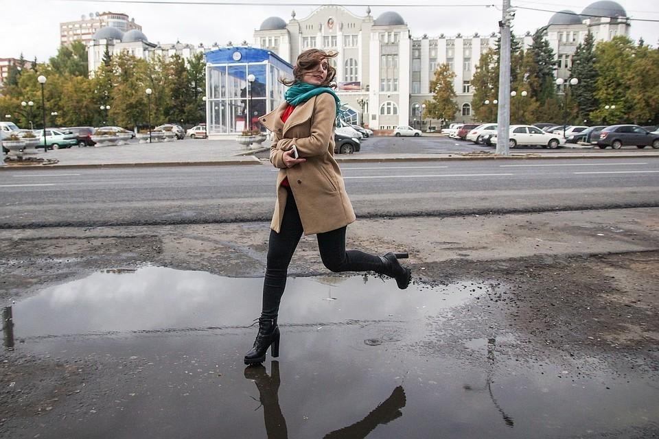 На следующей неделе в Москве и Подмосковье похолодает