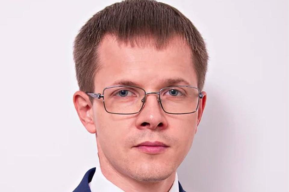 Андрей Хохрин, генеральный директор Иволга Капитал. Фото: ivolgacap.com