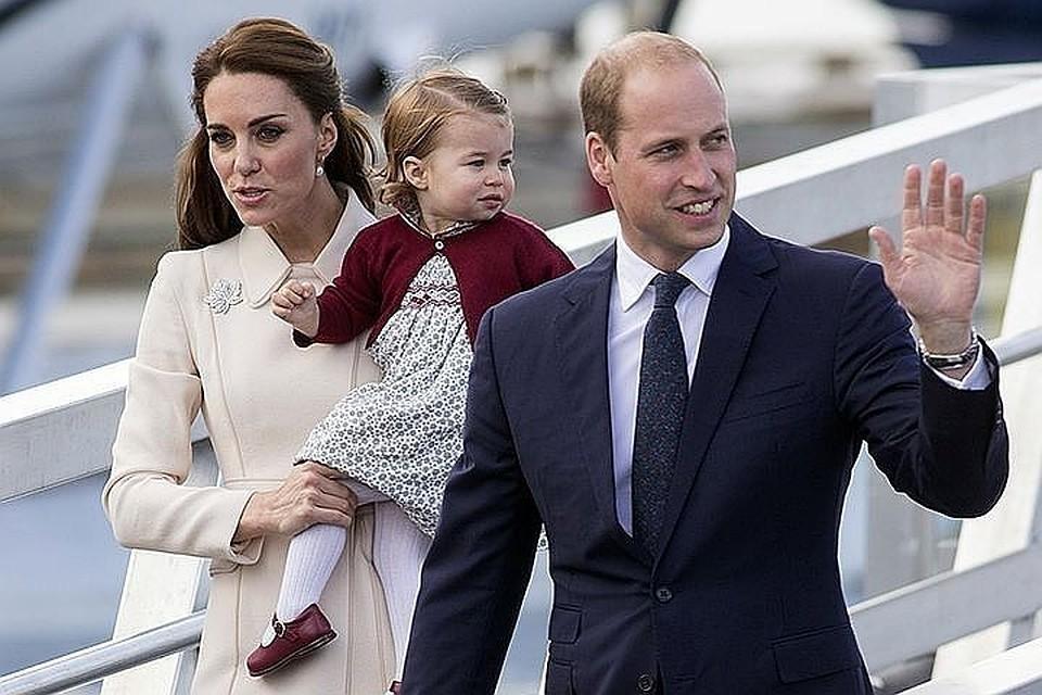 Принц Уильям и Кейт Миддлтон публично прокомментировали рождения сына у Меган Маркл и принца Гарри