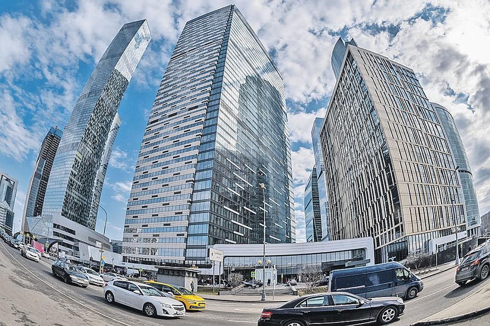С переездом в «Москва-Сити» чиновники станут трудиться еще эффективнее.
