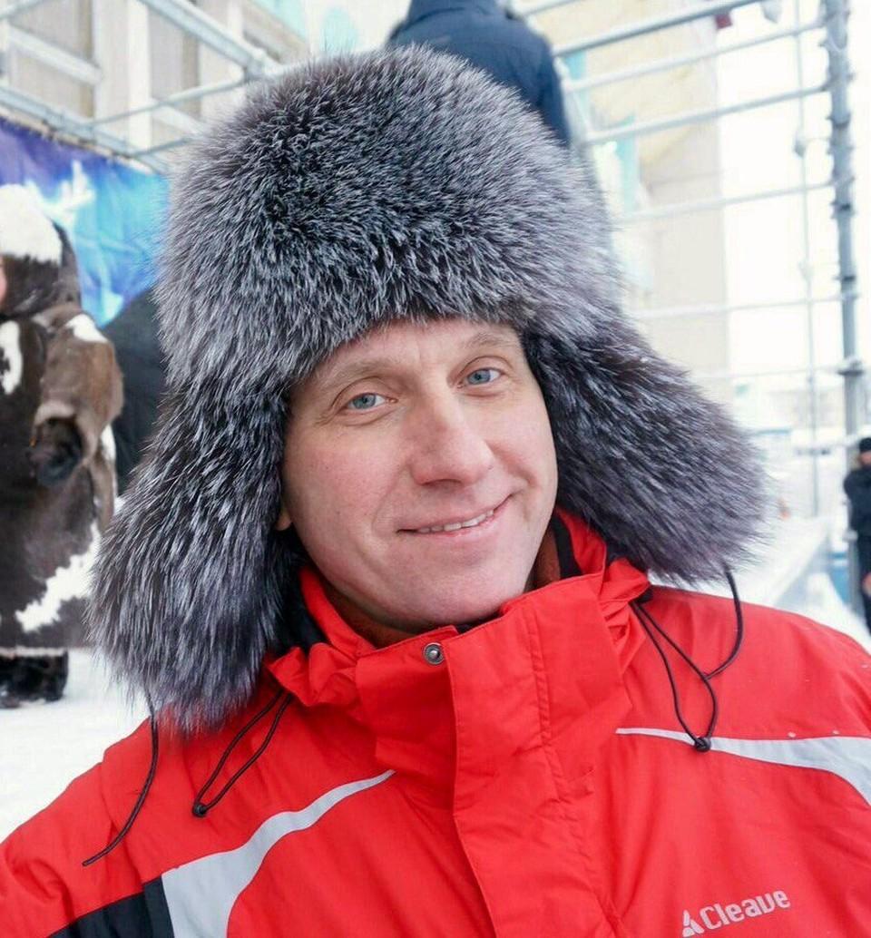 Фото с личной страницы Игоря Гурьева в ВК