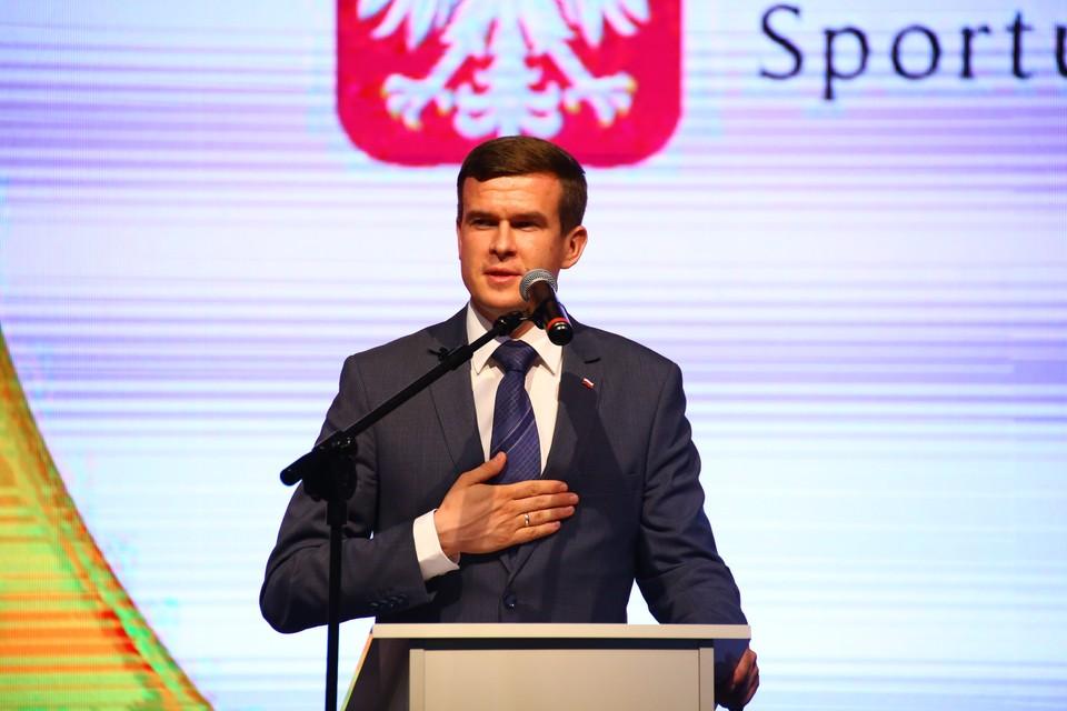 Министр спорта и туризма Польши Витольд Банька