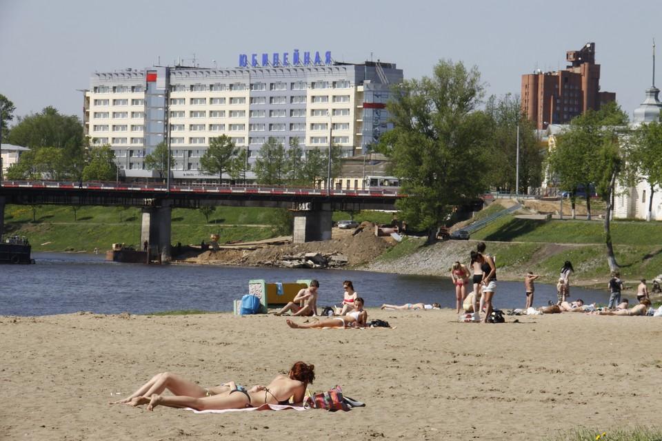 Специалисты готовят пляжи к сезону
