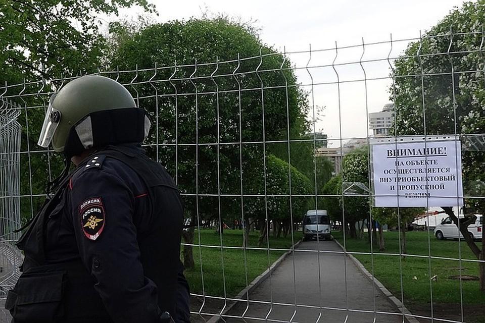 Екатеринбург бурлит - слишком много горожан не готовы согласиться со строительством храма на месте зеленого сквера.