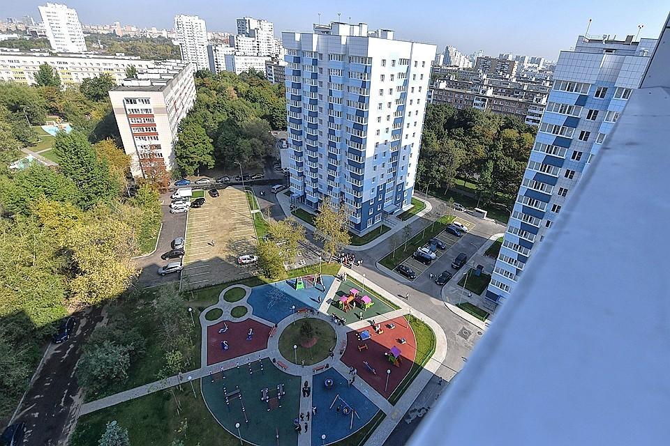 В столице сейчас разрабатываются 89 проектов планировки кварталов реновации