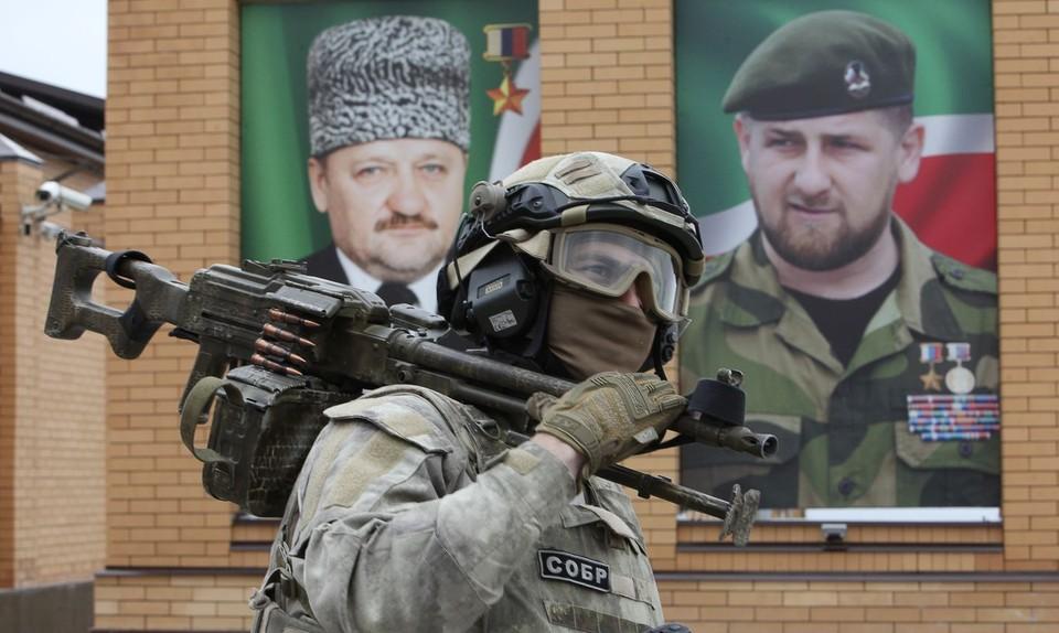 США ввели санкции против чеченского спецназа «Терек»