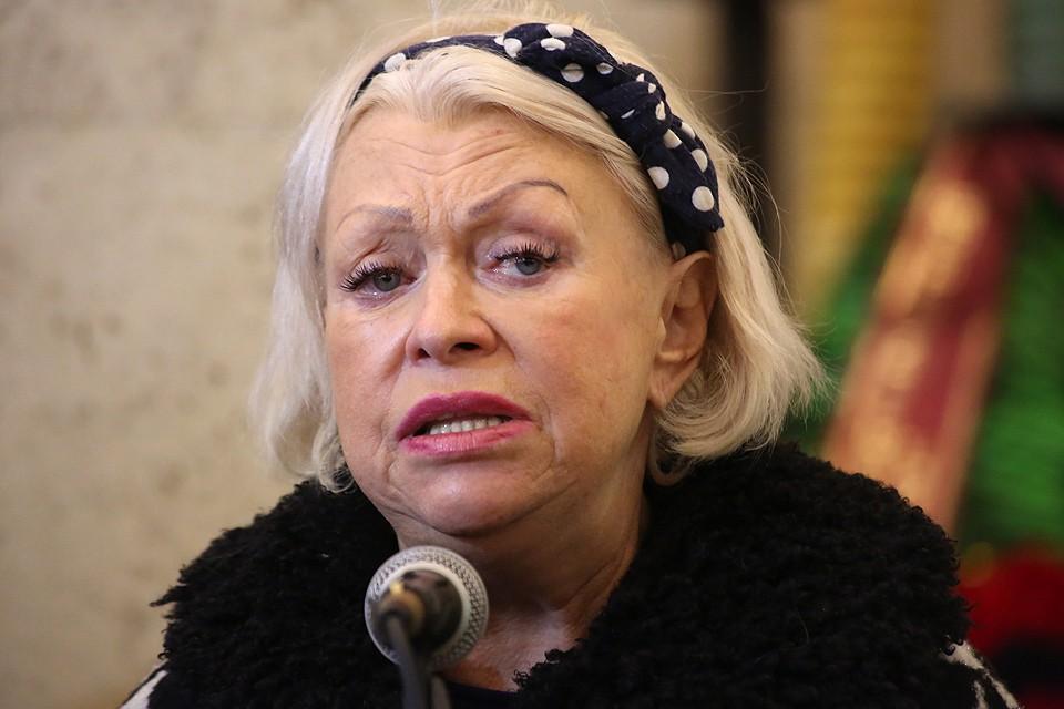 Людмила Поргина.