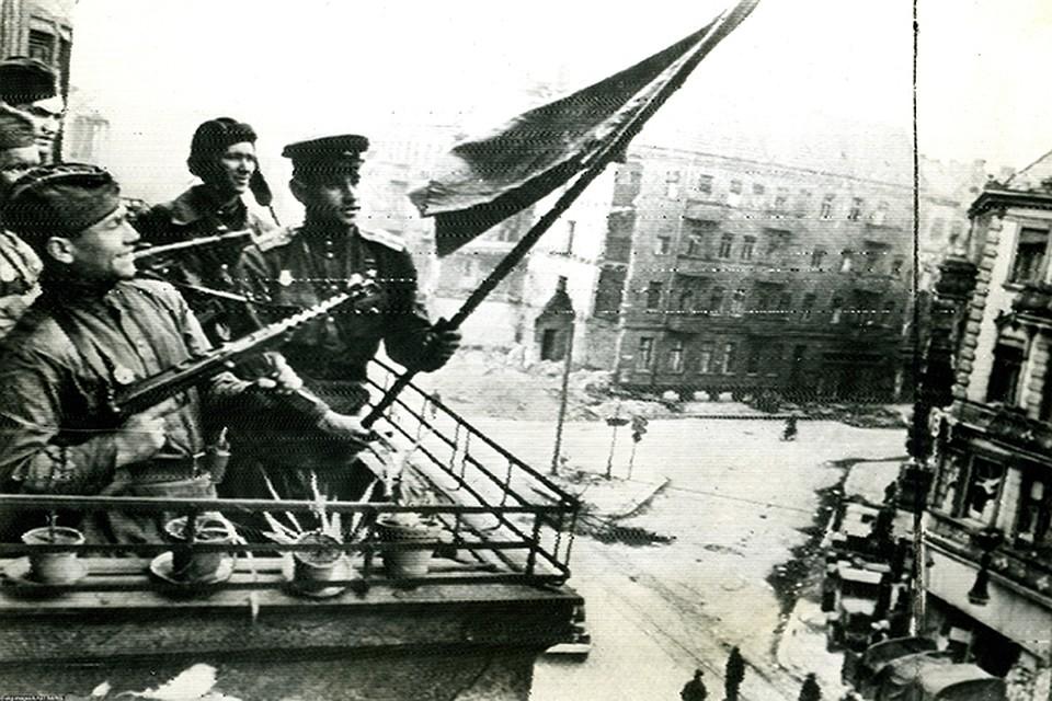 И да, это мы победили во Второй мировой, это наши деды перемололи 70% фашистской армии и взяли Берлин