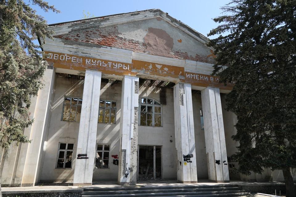 ДК села Заветного