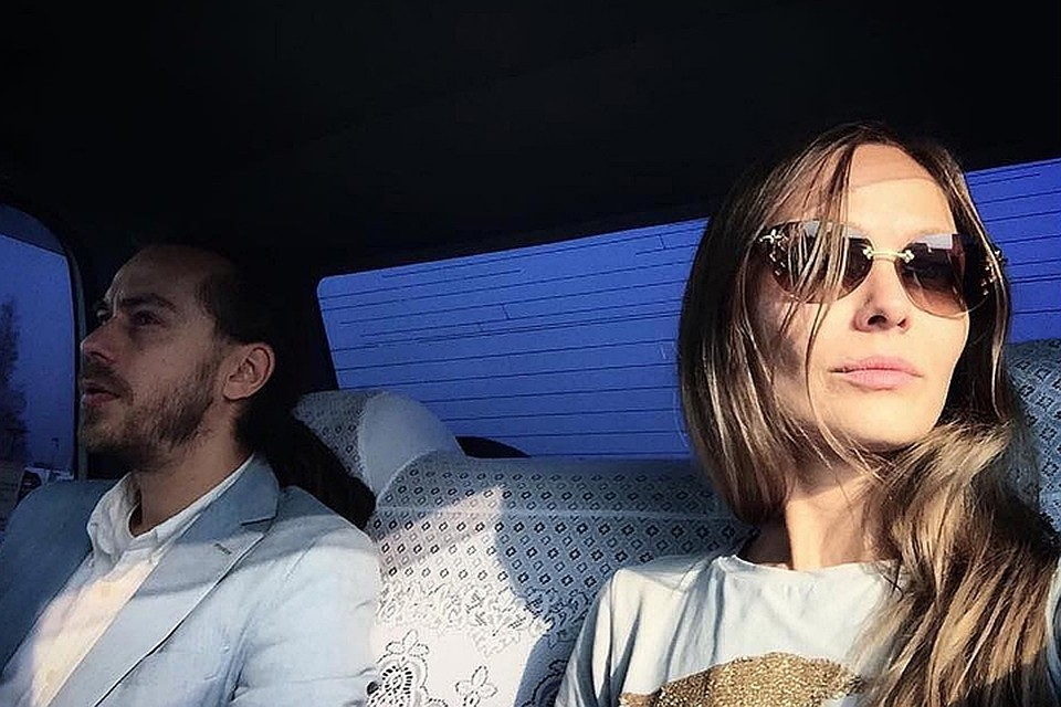 Юлия Толмацкая и Кирилл Толмацкий